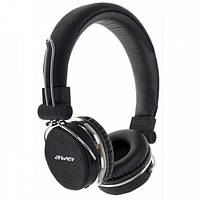 Bluetooth-навушники 2 в 1 AWEI A700BL сенсорне управління Black