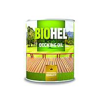 Масло для деревянных поверхностей BIOHEL Decking Oil