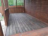 Дачный каркасный дом 6* 8 , 2 этажа с террасой, фото 3