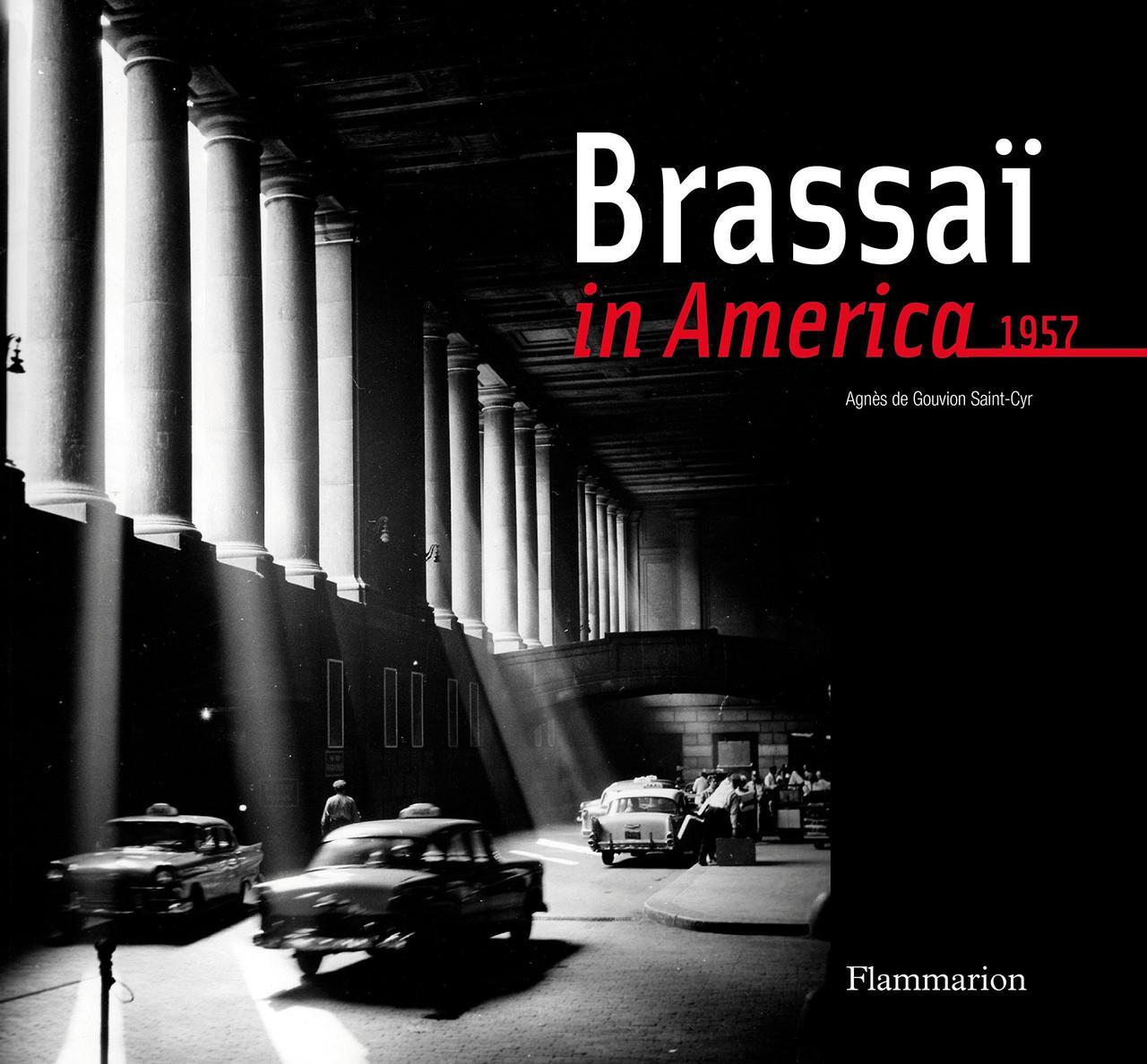 Книга Brassai in America, 1957