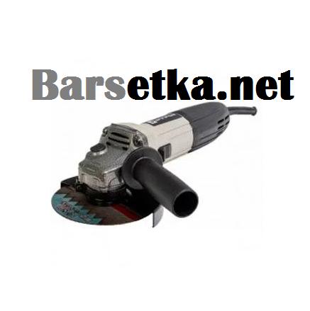 Болгарка Элпром 125/720 (гарантия 12 месяцев, бытовая серия, 11000 об/мин, легкий вес)