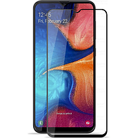 Защитное стекло 2.5 Full Glue для Samsung Galaxy A40