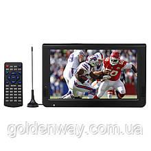 Автомобильный портативный телевизор PIONEER D10 дюймов с T2 (лучше OPERA)