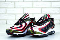 Мужские кроссовки Nike Air Max Deluxe Red Black White