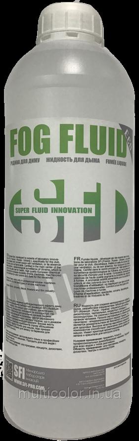 Жидкость для дыма Тяжелая Эко SFI Fog Eco Hard 1л