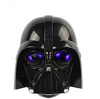 Маска Дарт Вейдер  со светодиодной подсветкой Черный (90043)