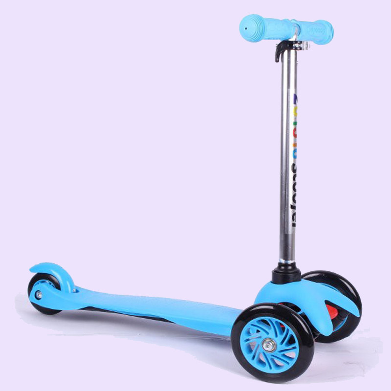 Самокат детский Scooter 034 | Синий