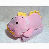 Детский плед игрушка Дракоша, фото 5