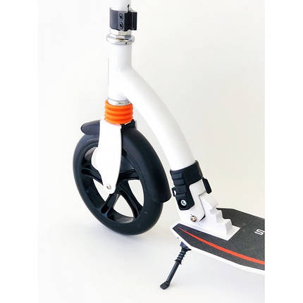 Самокат Scooter Pro 128-B2 | Белый, фото 2