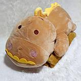 Детский плед игрушка Дракоша, фото 4