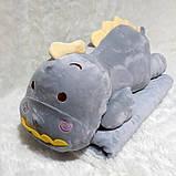 Детский плед игрушка Дракоша, фото 2