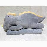 Детский плед игрушка Дракоша, фото 3