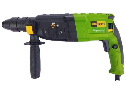 Перфоратор Procraft BH-1400 DFR, фото 2