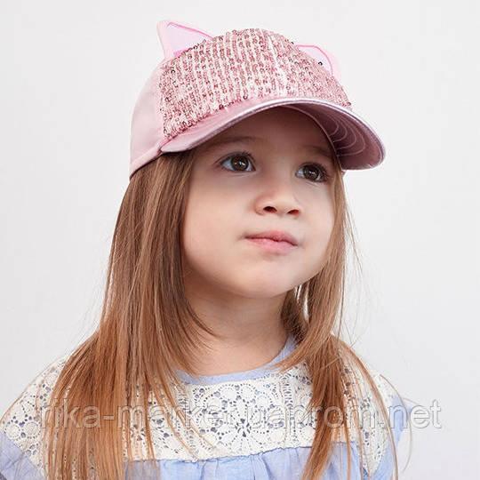 Кепка для девочки, Дембохаус, от 1 до 3 лет, Ребека