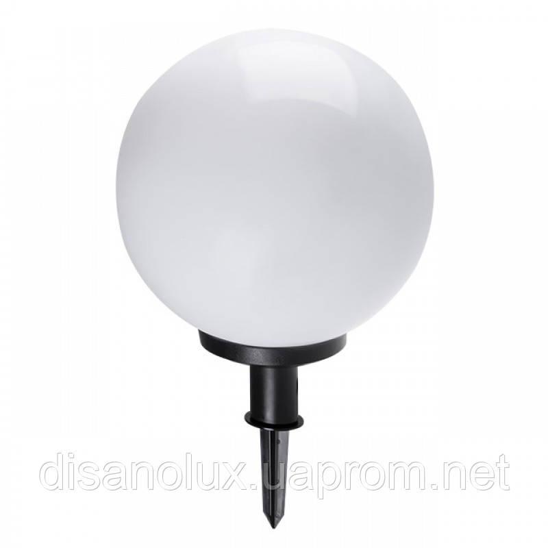 Світильник грунтовий IDAVA 47, E27, IP44, білий, Kanlux 23512