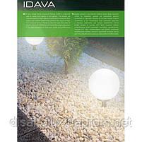 Світильник грунтовий IDAVA 47, E27, IP44, білий, Kanlux 23512, фото 3