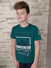 Футболки на мальчиков 128,134,140,152,164 роста STYLE Турция, фото 2