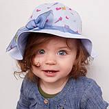 Панама для девочки ТМ Дембохаус от 9 до 18 месяцев, Елуизи, фото 2