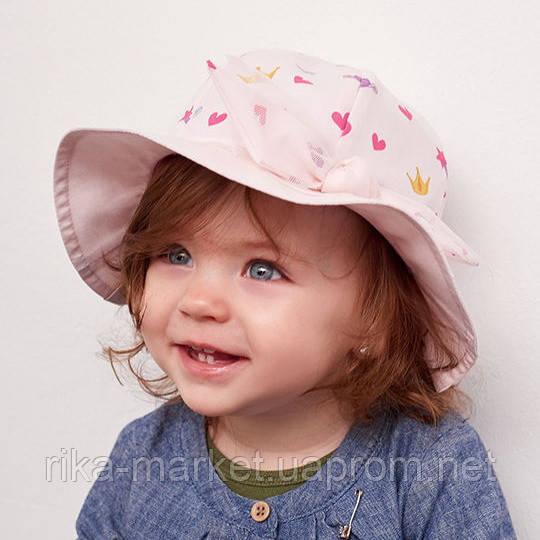 Панама для девочки ТМ Дембохаус от 9 до 18 месяцев, Елуизи