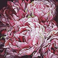 Картина по номерам - Буйство красок 2 худ. Диана Тучс, 40х40 см