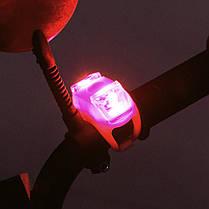 Велосипед детский PROF1 14 Д. Y14221 красный, фото 3