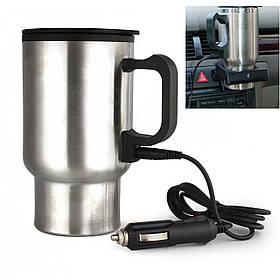 Автомобильная термокружка с подогревом Electric Mug CUP 2240