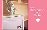 Кровать полуторная Ева для девочки, фото 2
