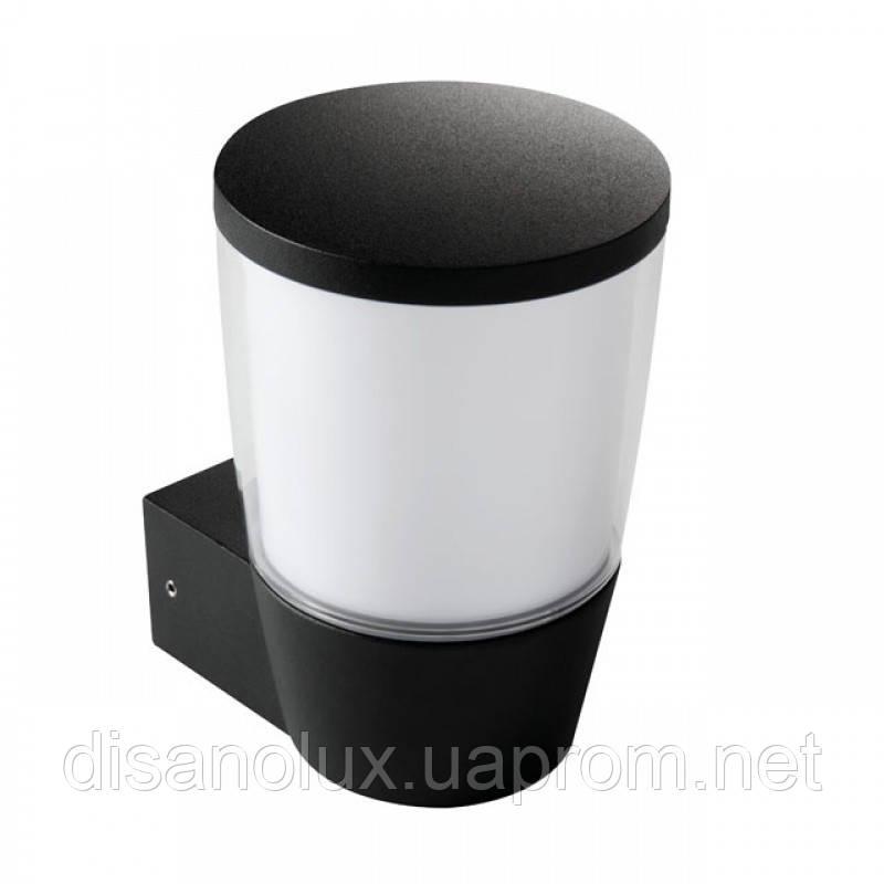 Світильник настінний SORTA 16L-UP, E27, IP44, чорний, Kanlux 25680