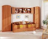 Кровать с выдвижными ящиками К-117 , фото 2
