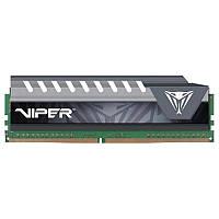 Модуль памяти DDR4 16GB/2666 Patriot Viper Elite Gray (PVE416G266C6GY)
