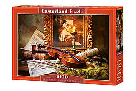 Пазлы 1000 элементов Castorland 103621 Натюрморт