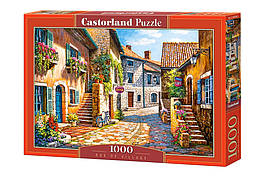 Пазлы 1000 элементов Castorland 103744 Старый город