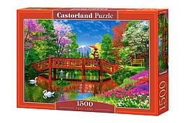 Пазлы 1500 элементов Castorland 151608 Озеро