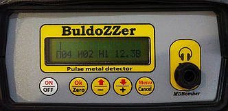 Глибинний металошукач Бульдозер, фото 2