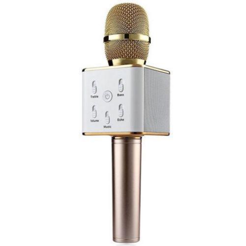 Беспроводной караоке микрофон DM Karaoke Q7