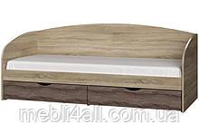 Кровать односпальная Комфорт (80*190 см)