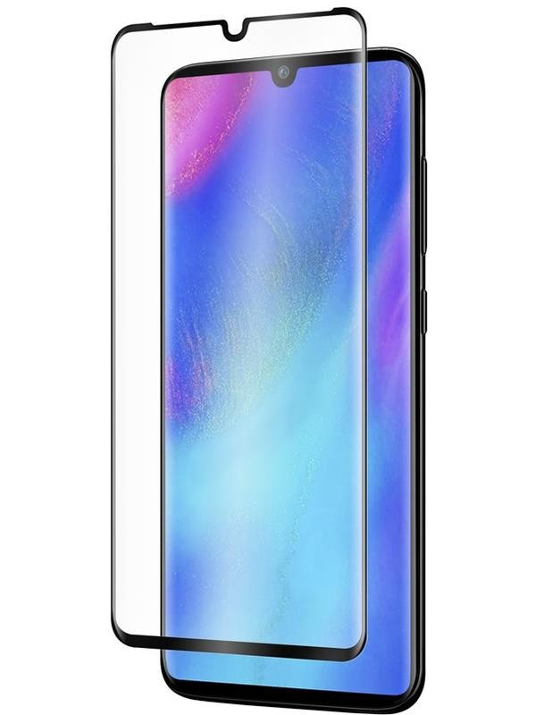 Защитное стекло PowerPlant для Huawei P30 Pro Black Full Screen (GL606894)