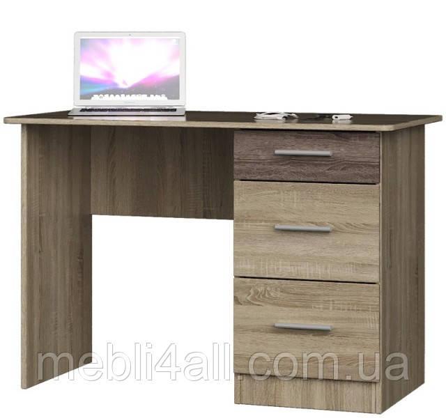 Стол для ученика с ящиками Школьник-4