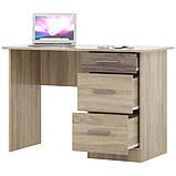 Стол для ученика с ящиками Школьник-4, фото 2