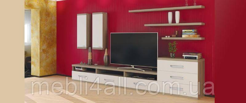 Мебель для гостиной Флоренция (Florencia)