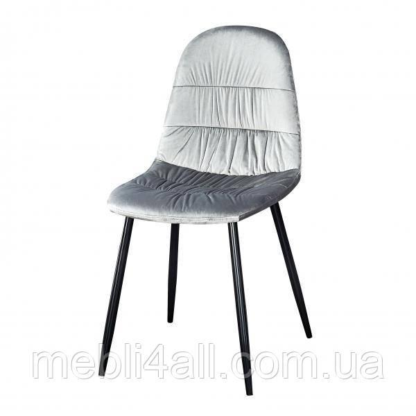 Стул Accord Velvet серый