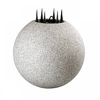 Светильник уличный STONO 20 N, E27, IP65, гранит, Kanlux 24654, фото 2
