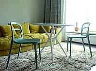 Стул кухонный пластиковый I SIT Furniture Ms Smith Светло-зеленый (F0110001)