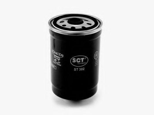 Фильтр топливный SCT ST302
