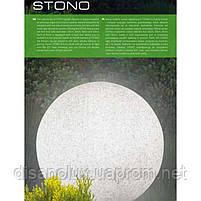 Светильник уличный STONO 20 N, E27, IP65, гранит, Kanlux 24654, фото 7