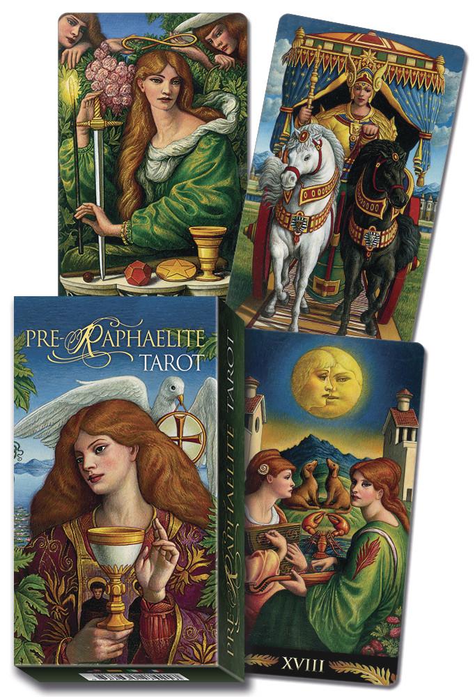 Pre-Raphaelite Tarot/ Таро Прерафаелітів