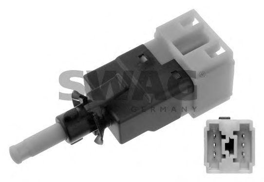 Выключатель фонаря заднего стоп-сигнала SWAG 10936124