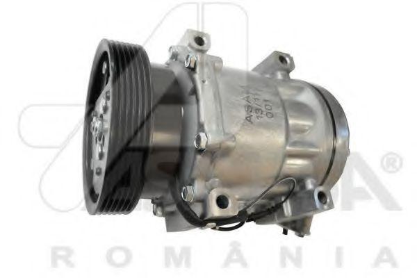 Радиатор отопителя ASAM 32002