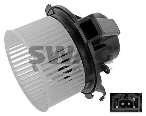 Вентилятор салона SWAG 10938661