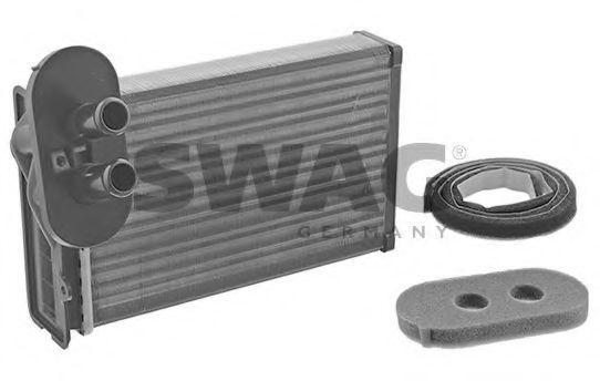 Радиатор отопителя SWAG 30911089